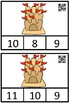 Count And Clip 1-10  Sandcastle Fun (QR Code Ready) -Dollar Deal