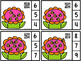 Count And Clip 1-10 Spring Bundle