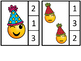 Count And Clip 1-20 Happy New Year Emoji