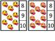 Count And Clip 1-20 Valentine Emoji