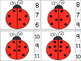 Count And Clip Ladybugs 1-20