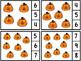Count And Clip -Pumpkin Pals