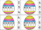 Count And Clip -Ten Frame Eggs