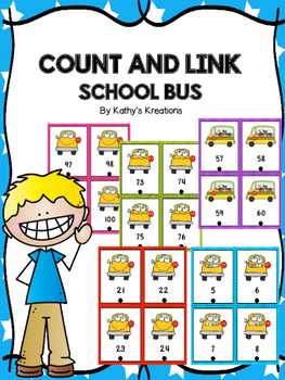 Count And Link -School Busses