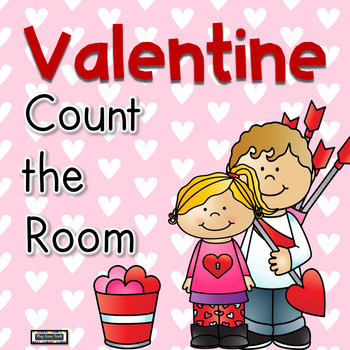 Count the Room - Valentines