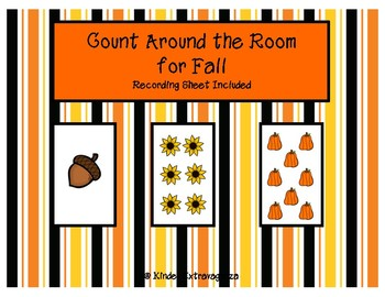 Count Around the Room for Fall