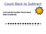 Count Back to Subtract