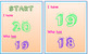Count Backwards Loop Cards (Subtraction)
