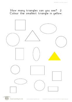 Count Basic Shapes