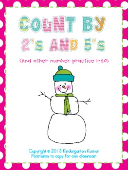 Count By 2's and 5's