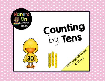 Count By Tens Chicks