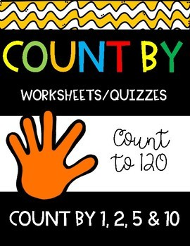 Count By Worksheets