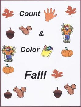 Count & Color Fall