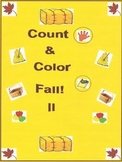 Count & Color Fall II