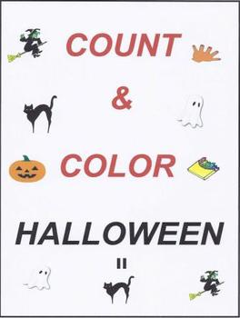 Count & Color Halloween II