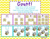 Count!      Count, Write, & Order by Amount     Count, Wri
