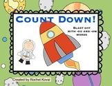 Diphthongs -ou and -ow - Count Down!
