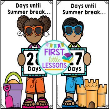 Count Down To Summer: Days Until Summer Break