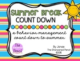 Count Down to Summer Banner {End of the Year}