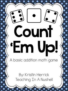 Count 'Em Up Dice Game