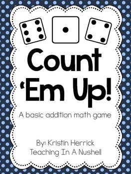 Count 'Em Up Dice Game