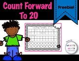 Count Forward to 20