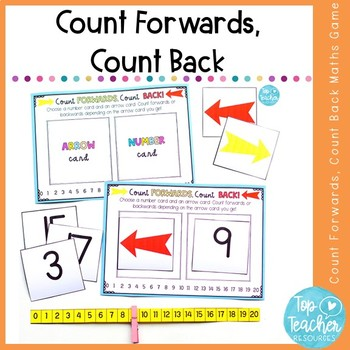 Count Forwards, Count Back game