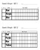 Count & Graph - Differentiate! - Common Core Measurement & Data