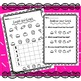 Count It, Graph It, Analyze It! Math Worksheets for February FREEBIE