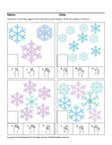 Count How Many Snowflakes, ASL Sign Language