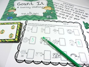 March Math Center: Counting