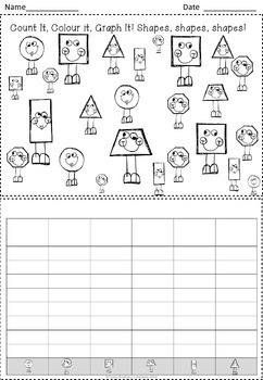 Count It, Color It, Graph It!- Graphs