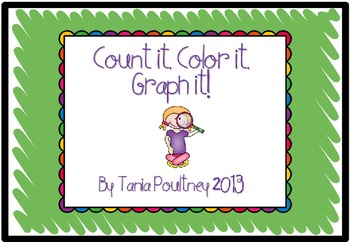 Count It, Colour It, Graph It- Under the Sea