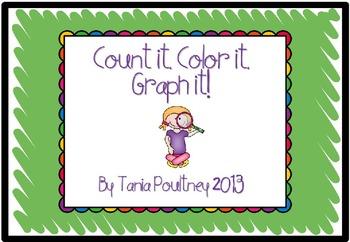Count It, Colour It, Graph It- Under the Sea