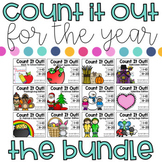 Count It Out Adapted Books BUNDLE