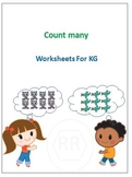 Count Many - Kindergarden and Grade 1