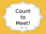 Count & Meet 10-20