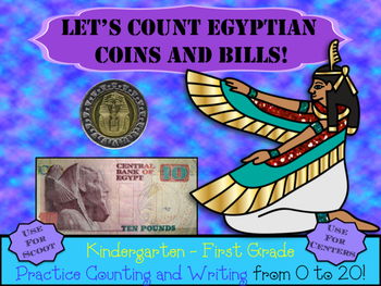 Count Money From Egypt!