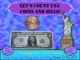 Count Money From the United States!
