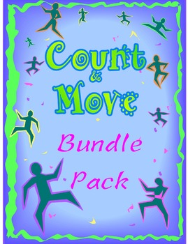 Music: Count & Move Video Bundle Pack