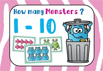 Count Number of Monsters Posters