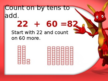 Count On By Tens and Ones Powerpoint