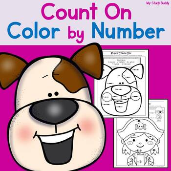 Count On: Color by Number