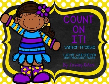 Count On It! Freebie!