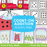 Counting On Addition Games
