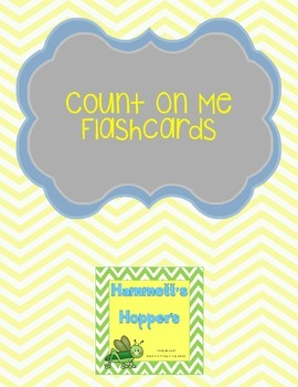 Count On Me Flashcards