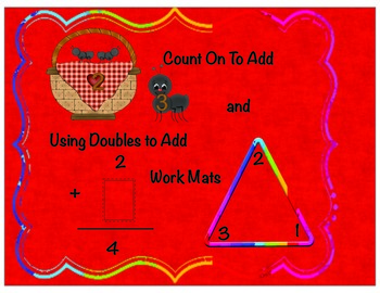 Count On To Add , Choosing Numbers to make fact doubles Ma