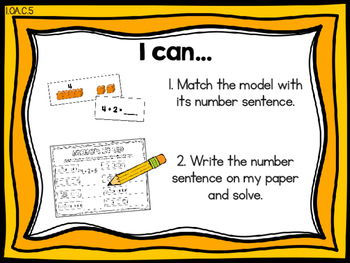 Count On To Add {Common Core Math Resources}
