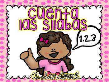 Count Syllables in Spanish  Cuenta las sílabas