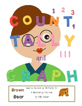 Count, Tally & Graph --- Brown Bear, Brown Bear {CC aligned}